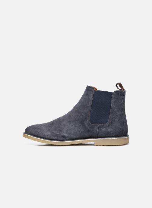 Boots en enkellaarsjes Pepe jeans Fenix Chelsea Blauw voorkant