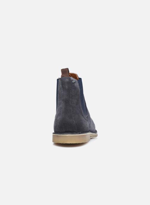 Boots en enkellaarsjes Pepe jeans Fenix Chelsea Blauw rechts