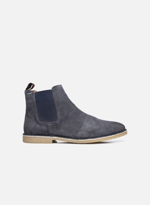 Boots en enkellaarsjes Pepe jeans Fenix Chelsea Blauw achterkant
