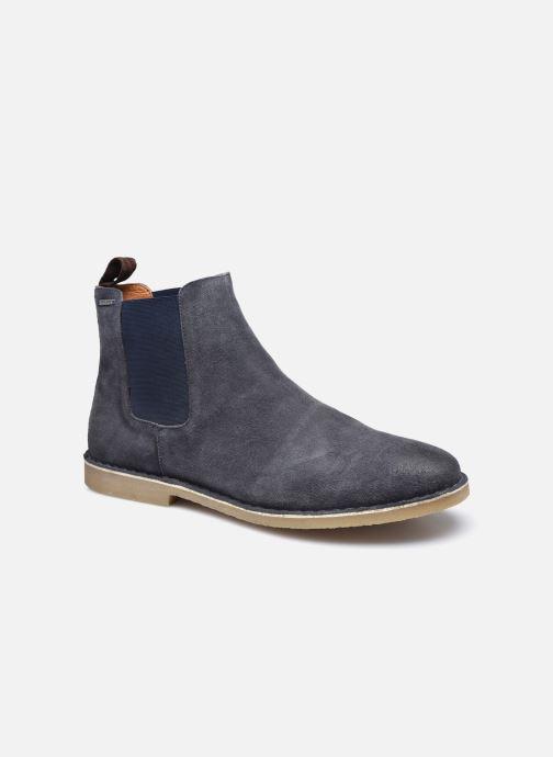 Boots en enkellaarsjes Pepe jeans Fenix Chelsea Blauw detail