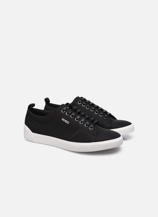 Sneaker Hugo Zero_Tenn_nypu schwarz 3 von 4 ansichten
