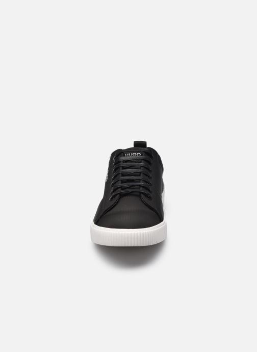 Sneaker Hugo Zero_Tenn_nypu schwarz schuhe getragen