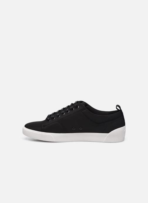 Sneaker Hugo Zero_Tenn_nypu schwarz ansicht von vorne