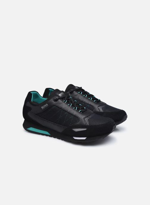 Sneaker BOSS Parkour runn net2 10214599 01 schwarz 3 von 4 ansichten