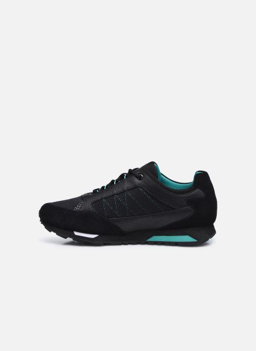 Sneaker BOSS Parkour runn net2 10214599 01 schwarz ansicht von vorne