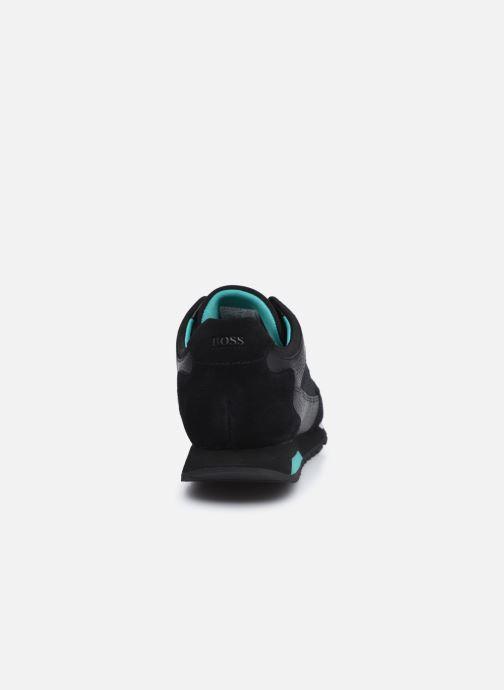 Sneaker BOSS Parkour runn net2 10214599 01 schwarz ansicht von rechts