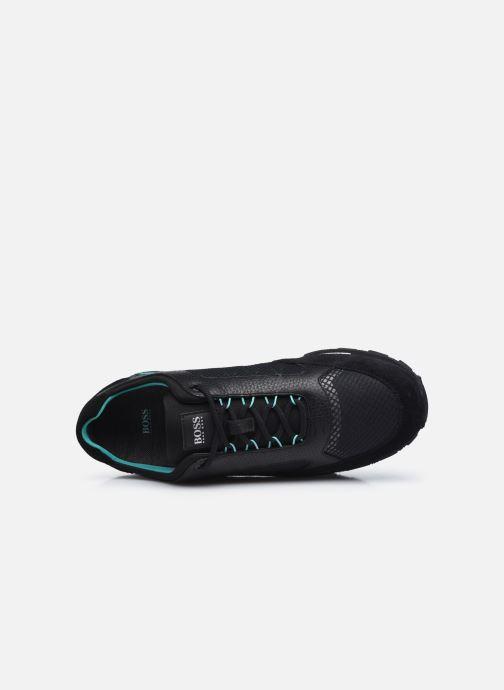 Sneaker BOSS Parkour runn net2 10214599 01 schwarz ansicht von links