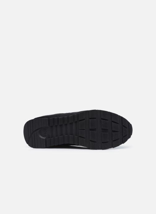 Sneaker BOSS Parkour runn net2 10214599 01 schwarz ansicht von oben