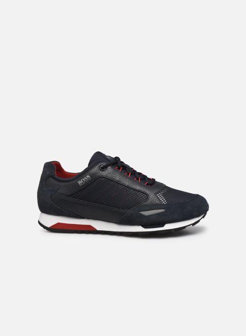 Sneaker BOSS Parkour runn net2 10214599 01 blau ansicht von hinten