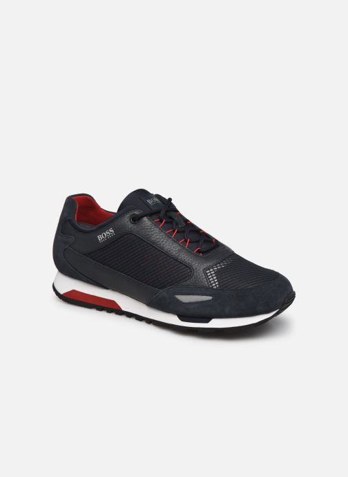 Sneaker BOSS Parkour runn net2 10214599 01 blau detaillierte ansicht/modell