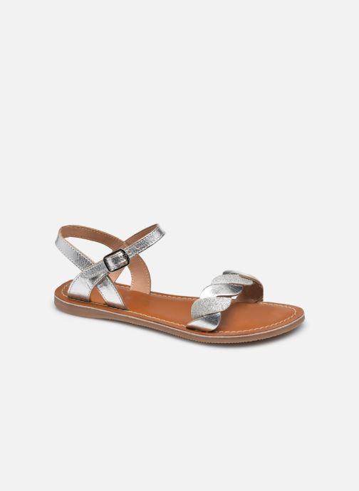 Sandales et nu-pieds L'Atelier Tropézien IL 919 Argent vue détail/paire