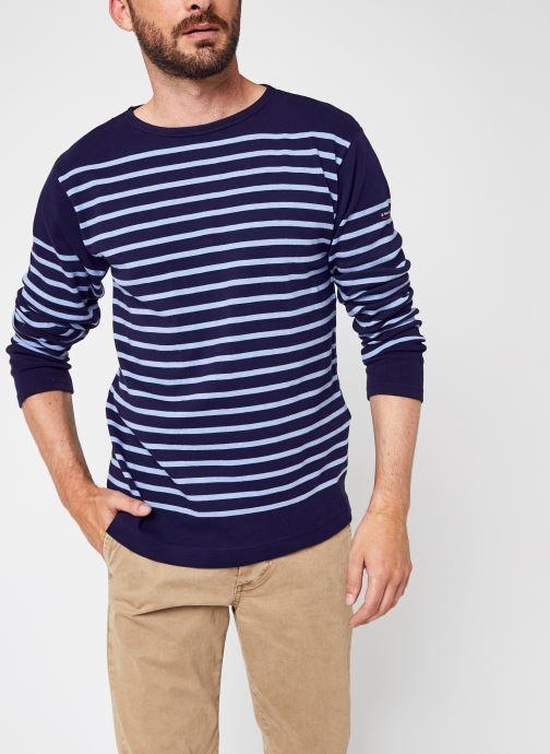 """Abbigliamento Armor Lux Marinière """"Amiral"""" Homme New Azzurro vedi dettaglio/paio"""