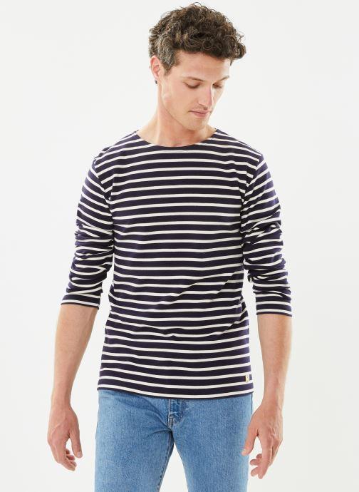 """T-shirt manches longues - Marinière """"Houat"""""""