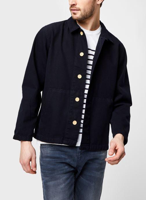 Vêtements Armor Lux Veste Pecheur Héritage Homme New Bleu vue détail/paire