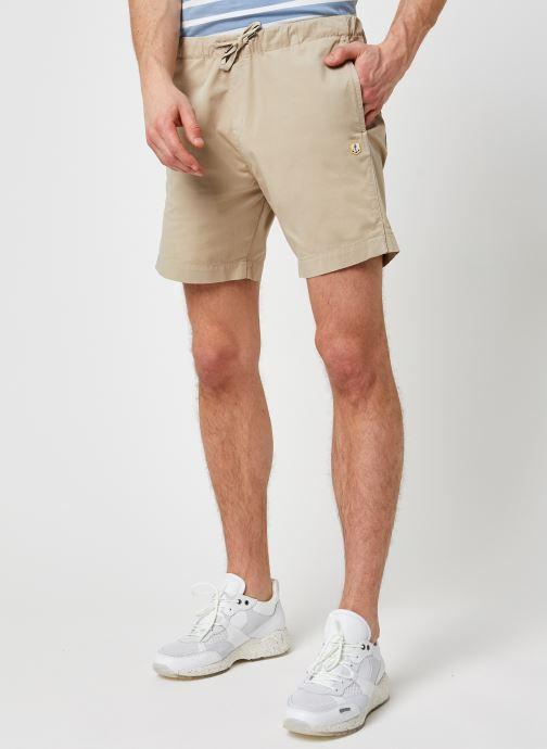 Vêtements Armor Lux Short Héritage Homme New Beige vue détail/paire