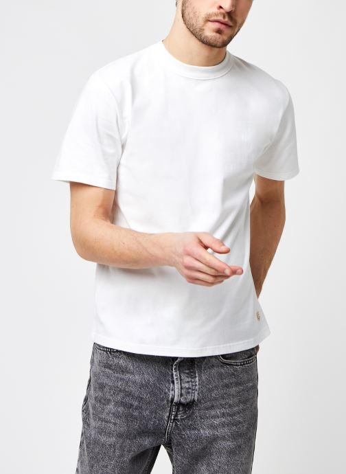 Vêtements Armor Lux T-Shirt Héritage Homme New Blanc vue détail/paire