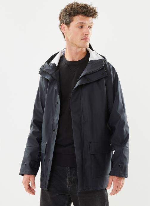 """Vêtements Armor Lux Ciré """"Penmarch"""" Homme New Bleu vue détail/paire"""