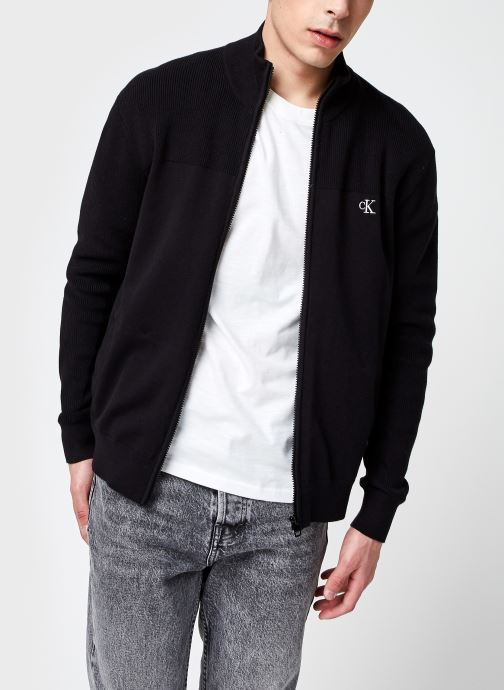 Vêtements Accessoires Zip Through Cardigan