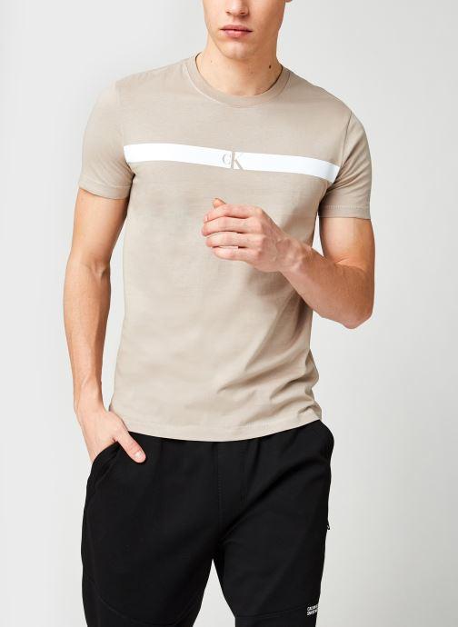 T-shirt - Horizontal CK Panel