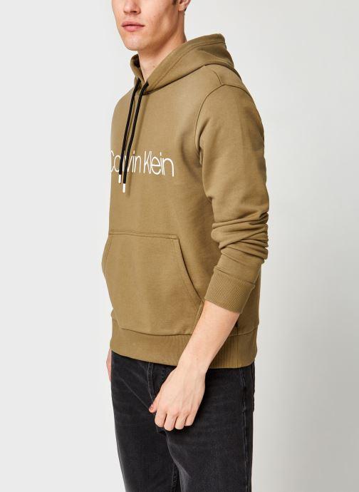 Vêtements Accessoires Cotton Logo  Hoodie