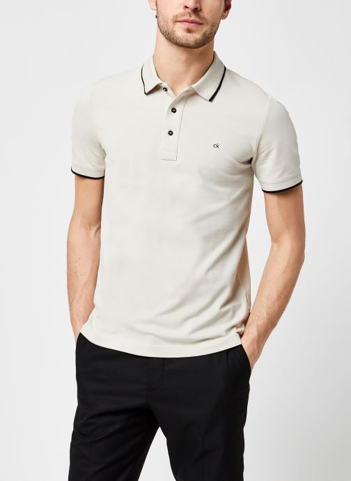 Vêtements Accessoires Stretch Tipping Slim Polo