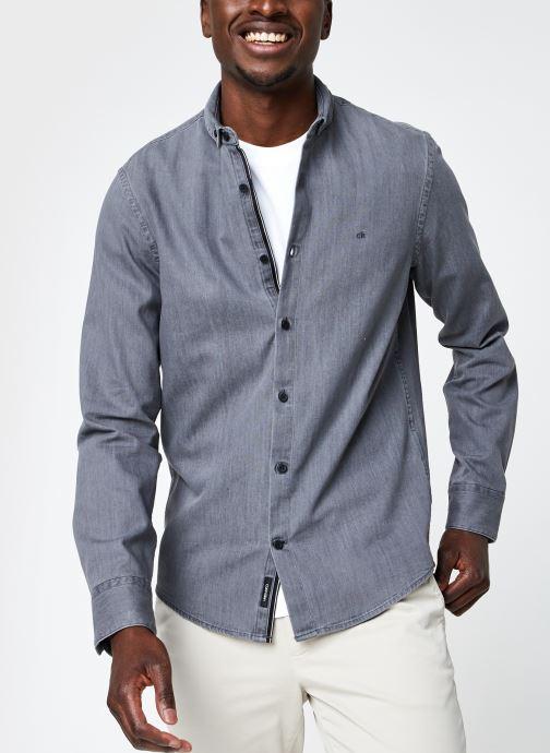 Vêtements Accessoires Slim Fit Chambray Shirt