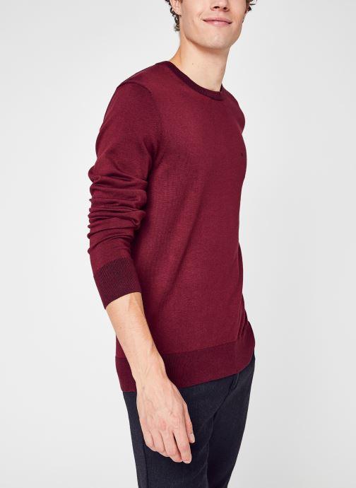 Kleding Accessoires Cotton Silk C-Neck Sweater