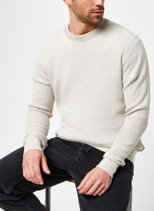 Kleding Accessoires Cotton Silk Texture Sweater