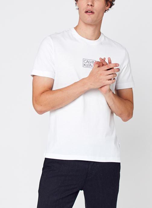 Kleding Accessoires Chest Box Logo T-Shirt