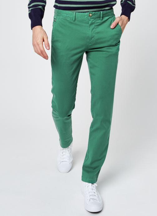 Pantalon chino - Bleecker Th Flex Satin Chino
