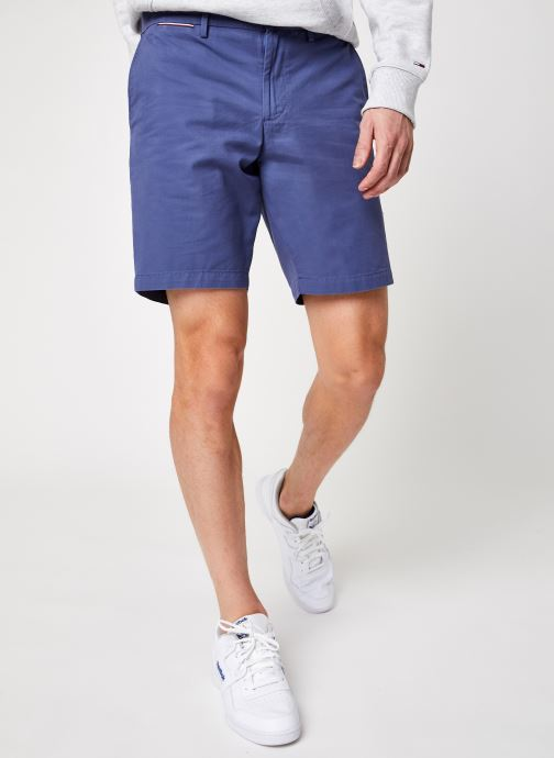 Vêtements Tommy Hilfiger Brooklyn Short Light Bleu vue détail/paire