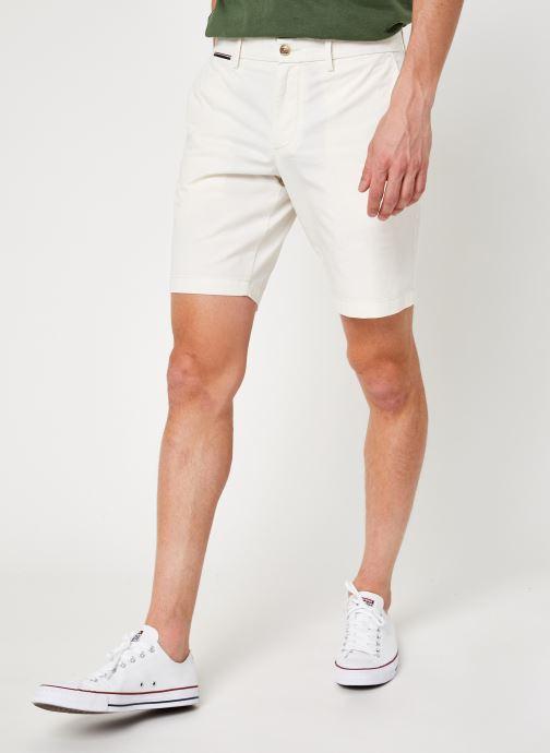 Vêtements Tommy Hilfiger Brooklyn Short Light Blanc vue détail/paire