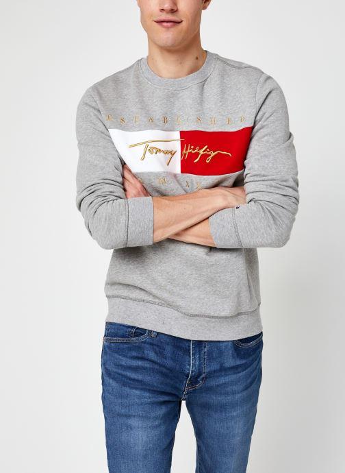 Kleding Accessoires Signature Flag Sweatshirt