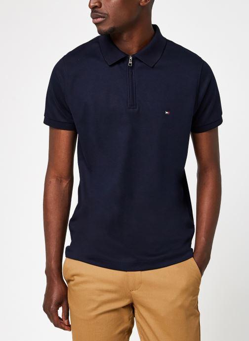 Vêtements Accessoires Interlock Zip Slim Polo