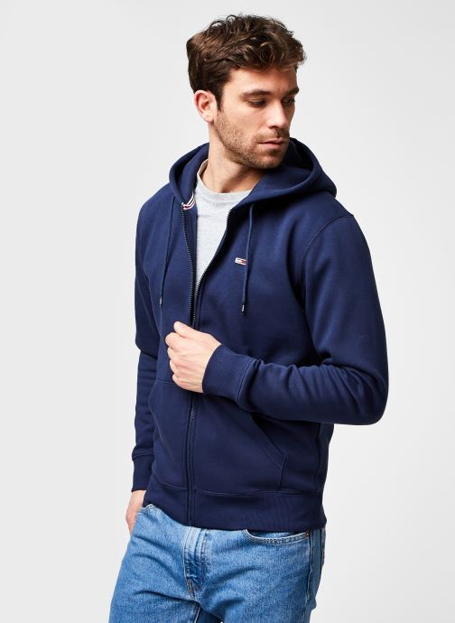 TJM Regular Fleece Zip Hood Eco
