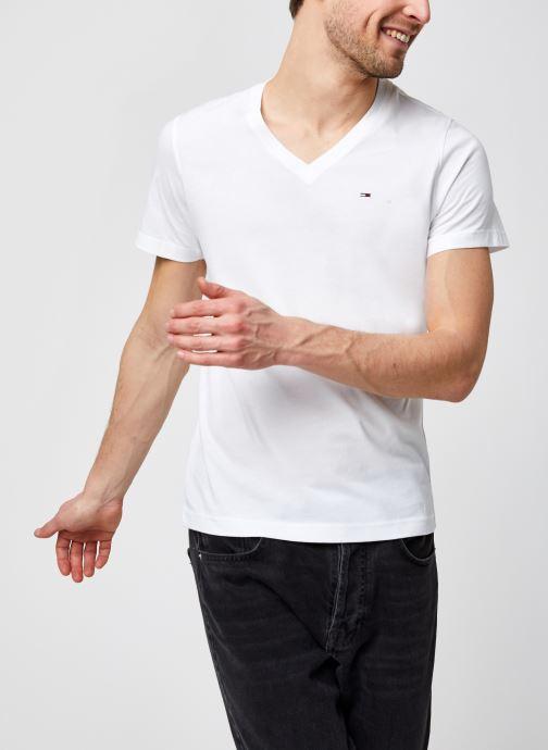 T-shirt - Tjm Original Jersey Tee V Neck Eco