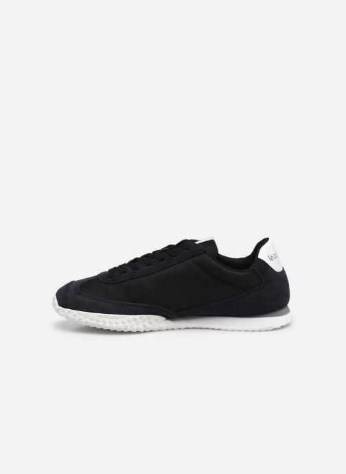 Sneakers Le Coq Sportif Veloce Nero immagine frontale