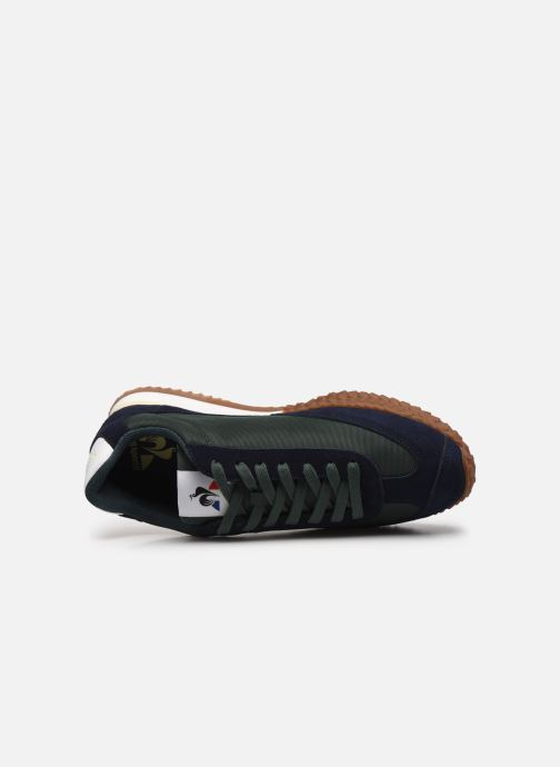 Sneakers Le Coq Sportif Veloce Verde immagine sinistra