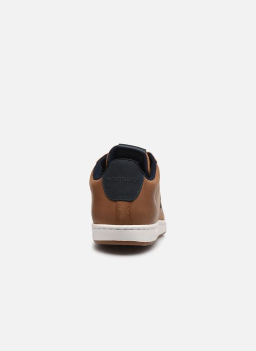 Sneakers Le Coq Sportif Master Court Waxy Beige immagine destra