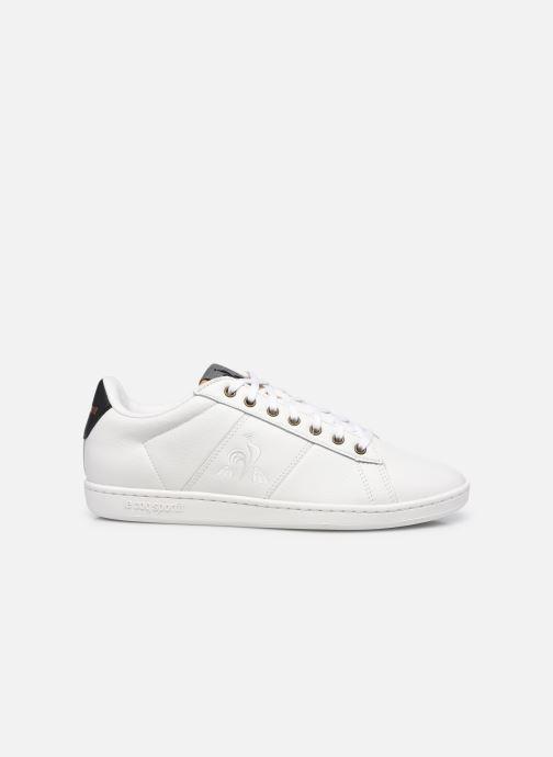 Sneakers Le Coq Sportif Master Court Denim Marrone immagine posteriore