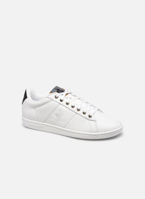 Sneakers Le Coq Sportif Master Court Denim Marrone vedi dettaglio/paio