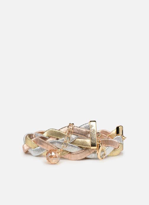 Gürtel I Love Shoes WOTRESSE silber detaillierte ansicht/modell