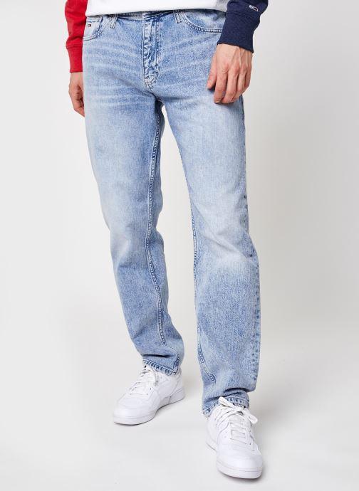 Vêtements Tommy Jeans Ethan Relaxed Straight Albc Bleu vue détail/paire