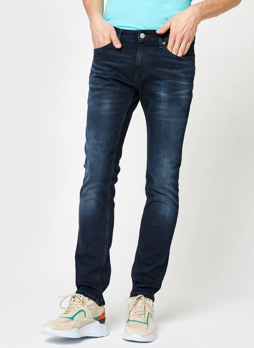 Vêtements Tommy Jeans Scanton Slim Cobbs Bleu vue détail/paire