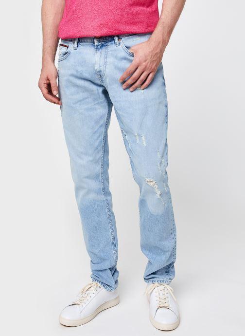 Vêtements Tommy Jeans Scanton Slim Mnyc Bleu vue détail/paire