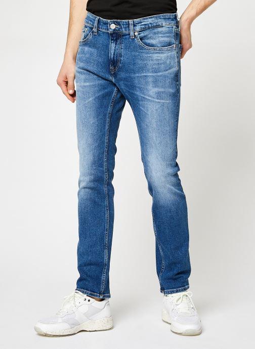 Vêtements Tommy Jeans Scanton Slim Sspmbc Bleu vue détail/paire