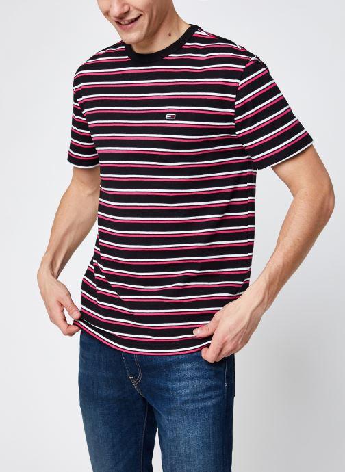 Vêtements Accessoires TJM Two Tone Stripe Classic Tee
