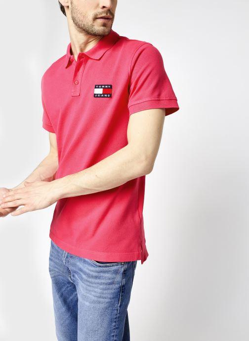 Vêtements Accessoires TJM Tommy Badge Lightweight Polo