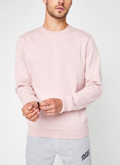 Abbigliamento Colorful Standard Classic Organic Crew Rosa vedi dettaglio/paio