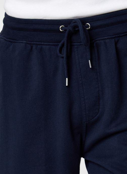 Vêtements Colorful Standard Classic Organic Sweatshorts Bleu vue face
